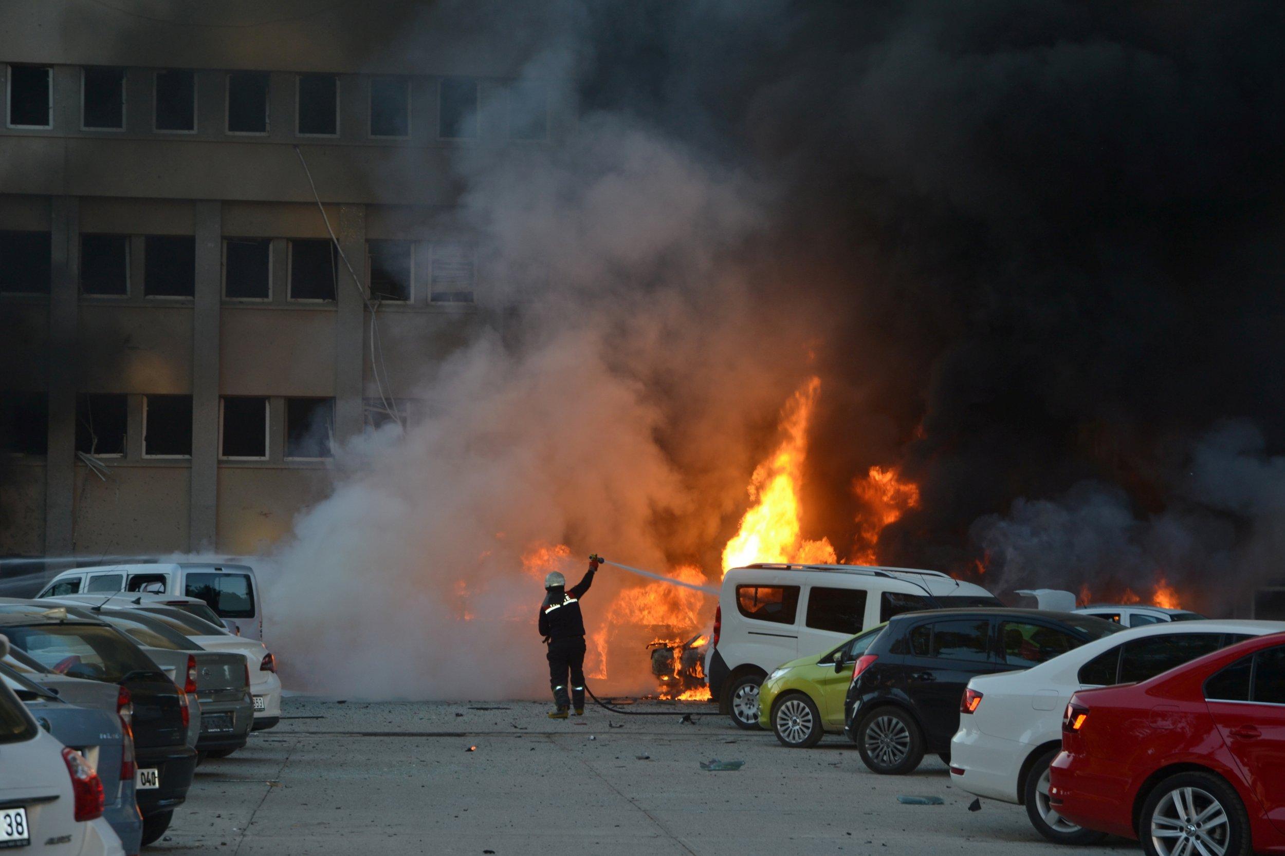 Adana explosion