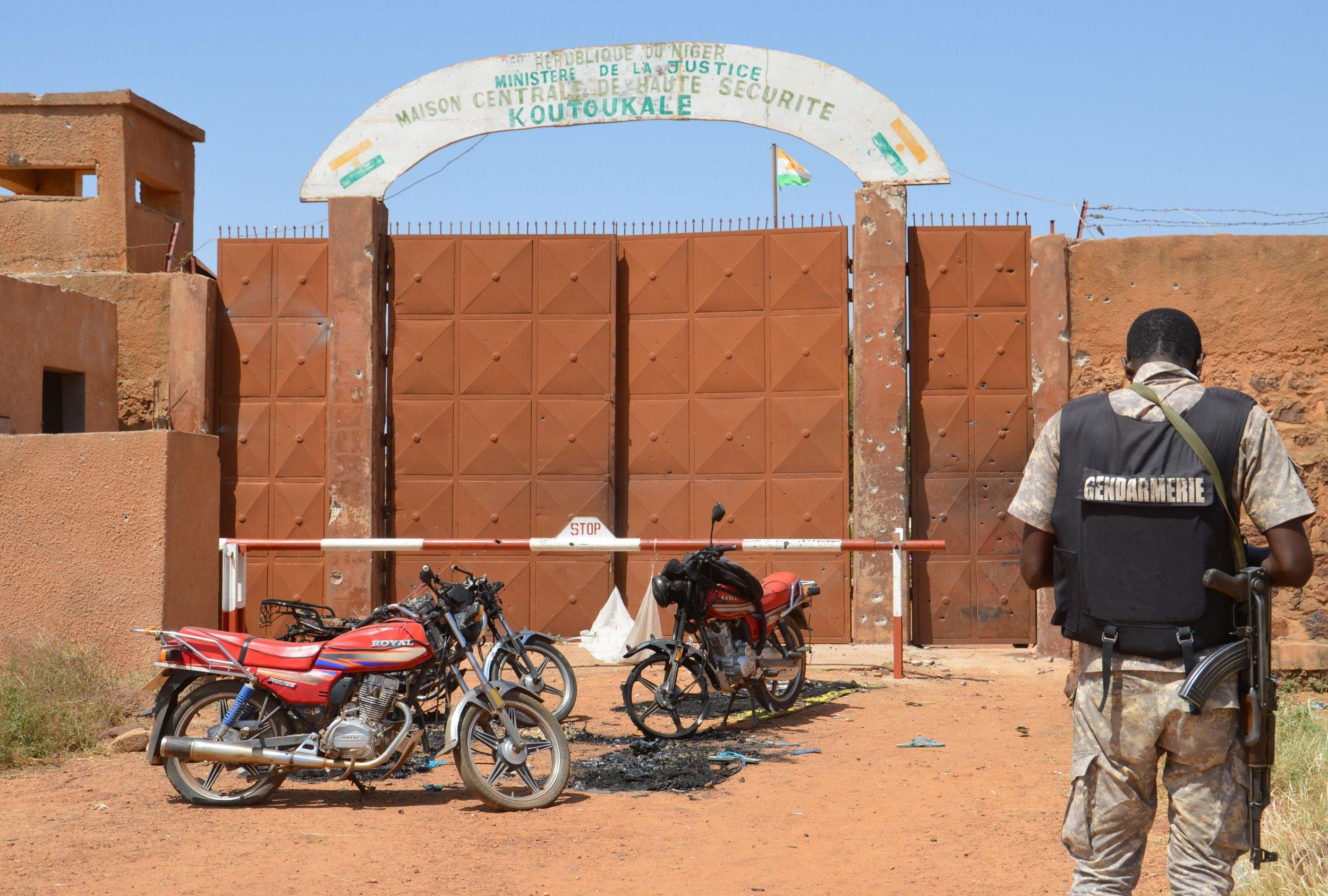 Koutoukale prison