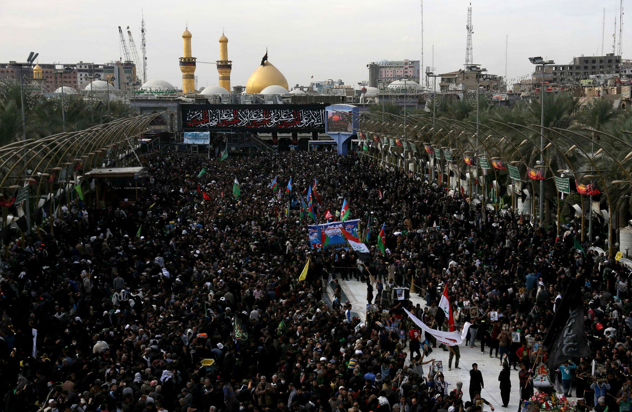 Iraqi city of Karbala