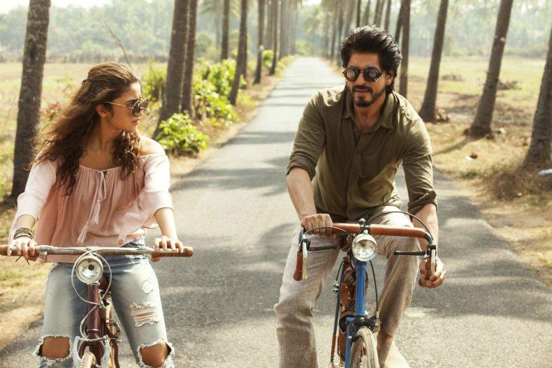 Shah Rukh Khan in Dear Zindagi