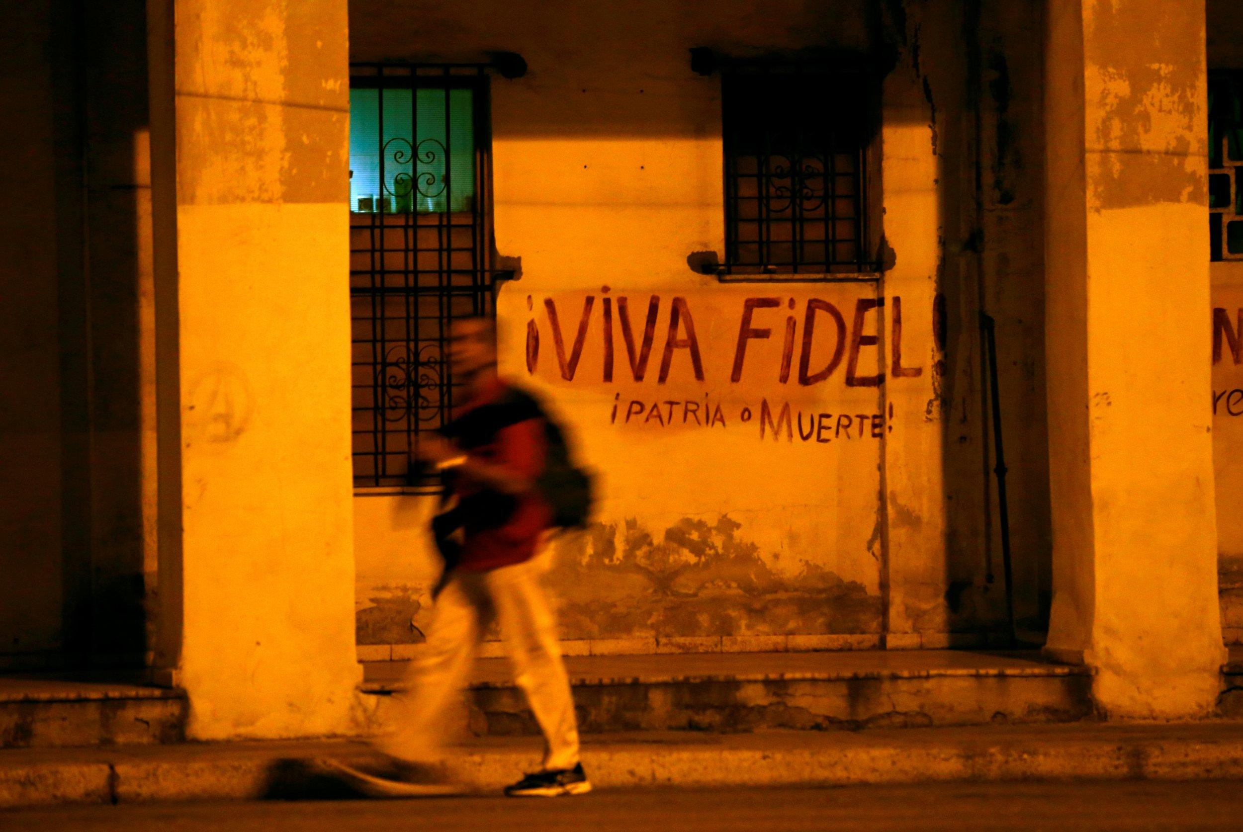 Death of Castro