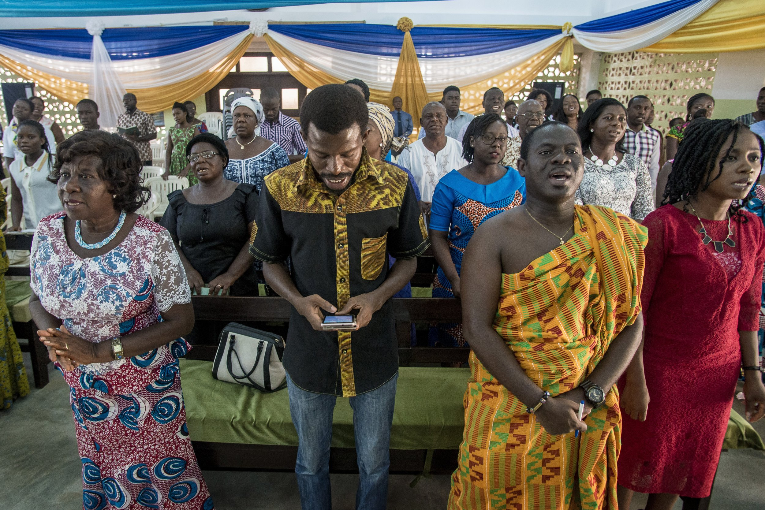 Ghanaian App Offers Salvation Through Your Smartphone