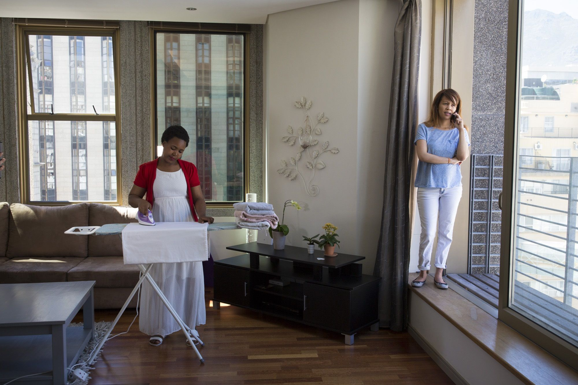 sweepsouth app cleaners Aisha Pandor