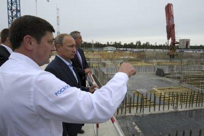 Putin and Rogozin