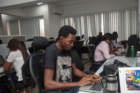 Nigerian tech workers