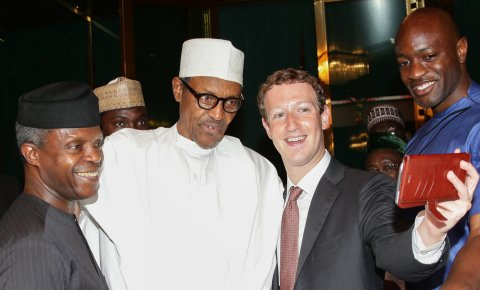 Mark Zuckerberg Nigeria