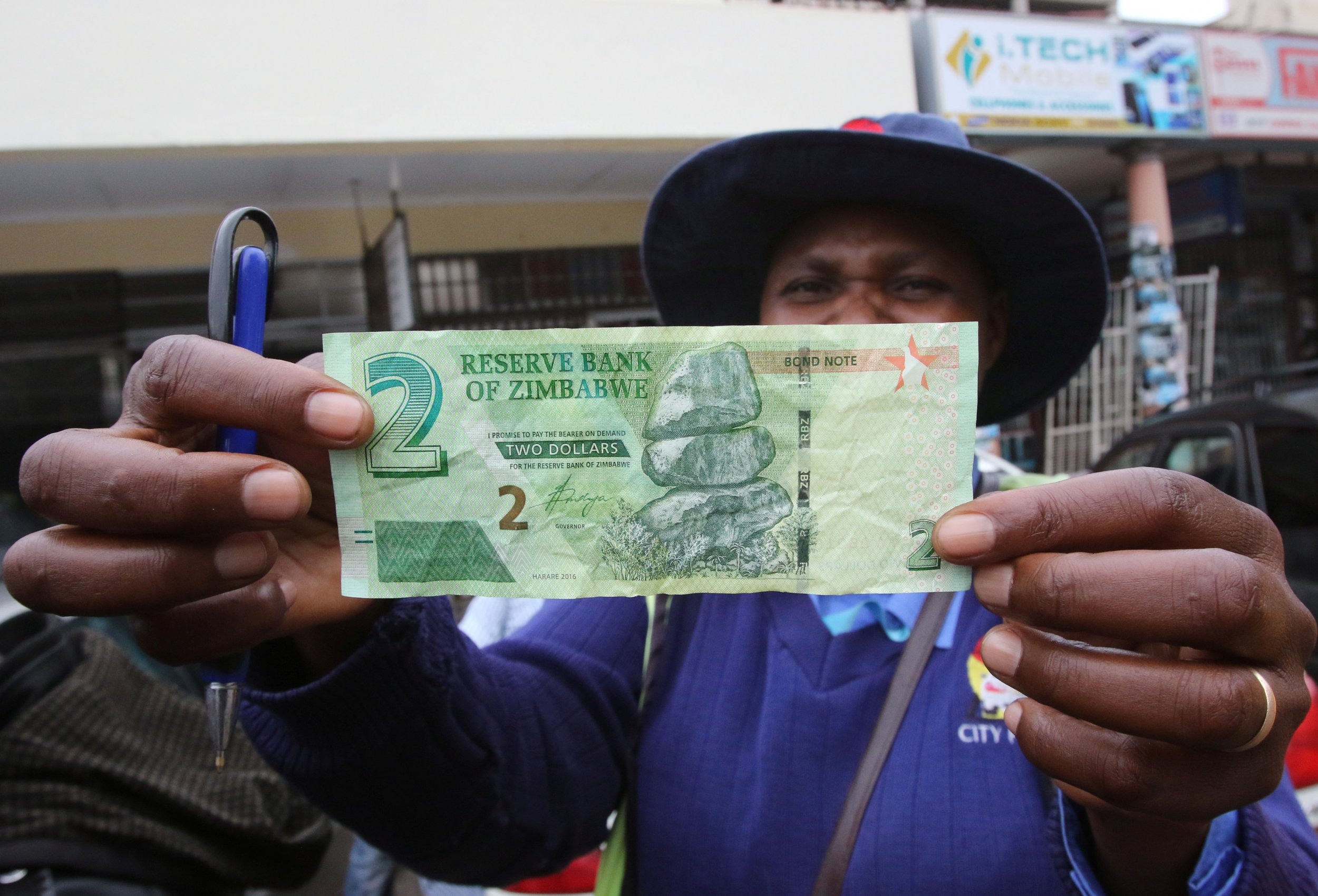 Zimbabwe Bond Notes