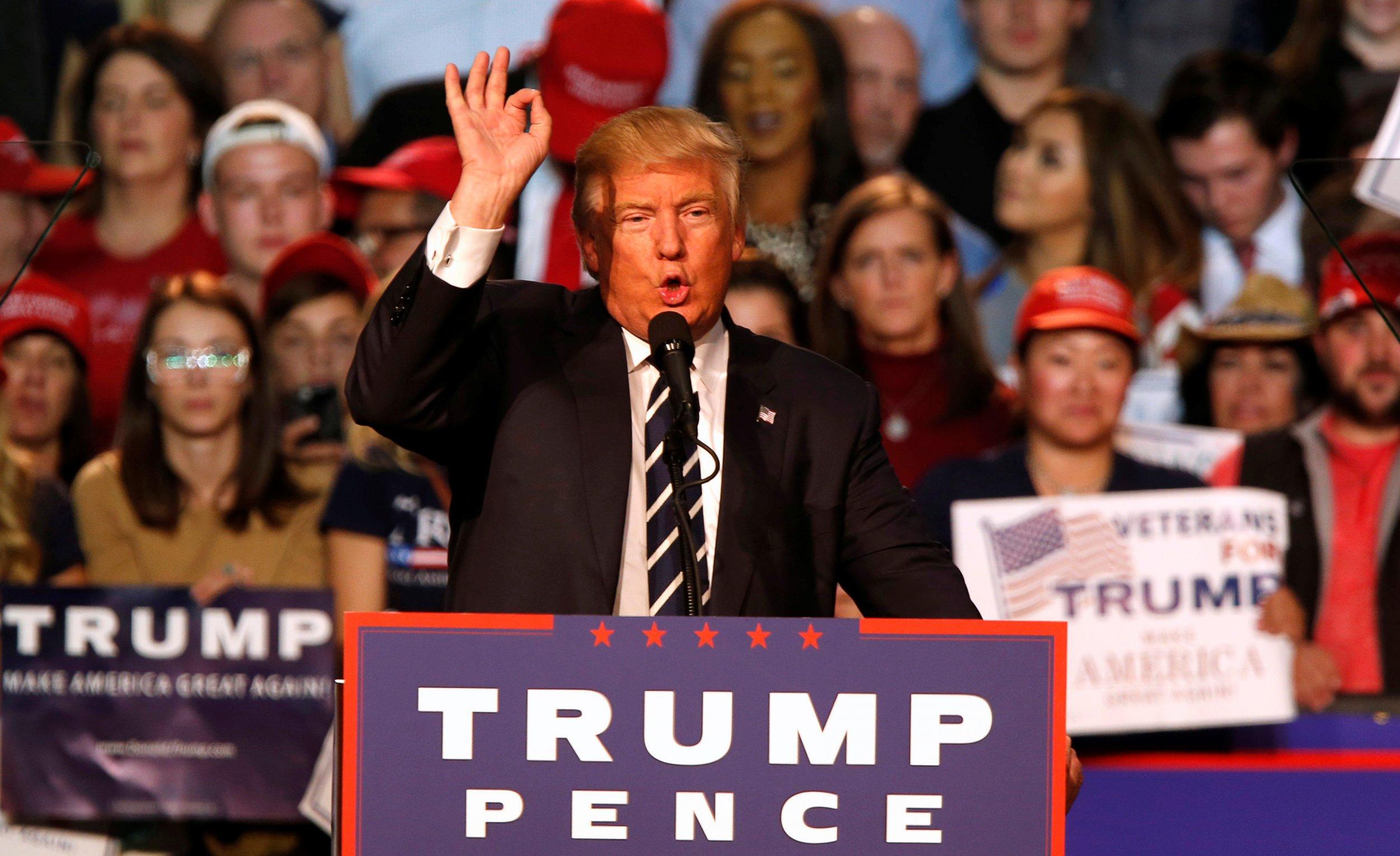 Donald Trump wins Michigan