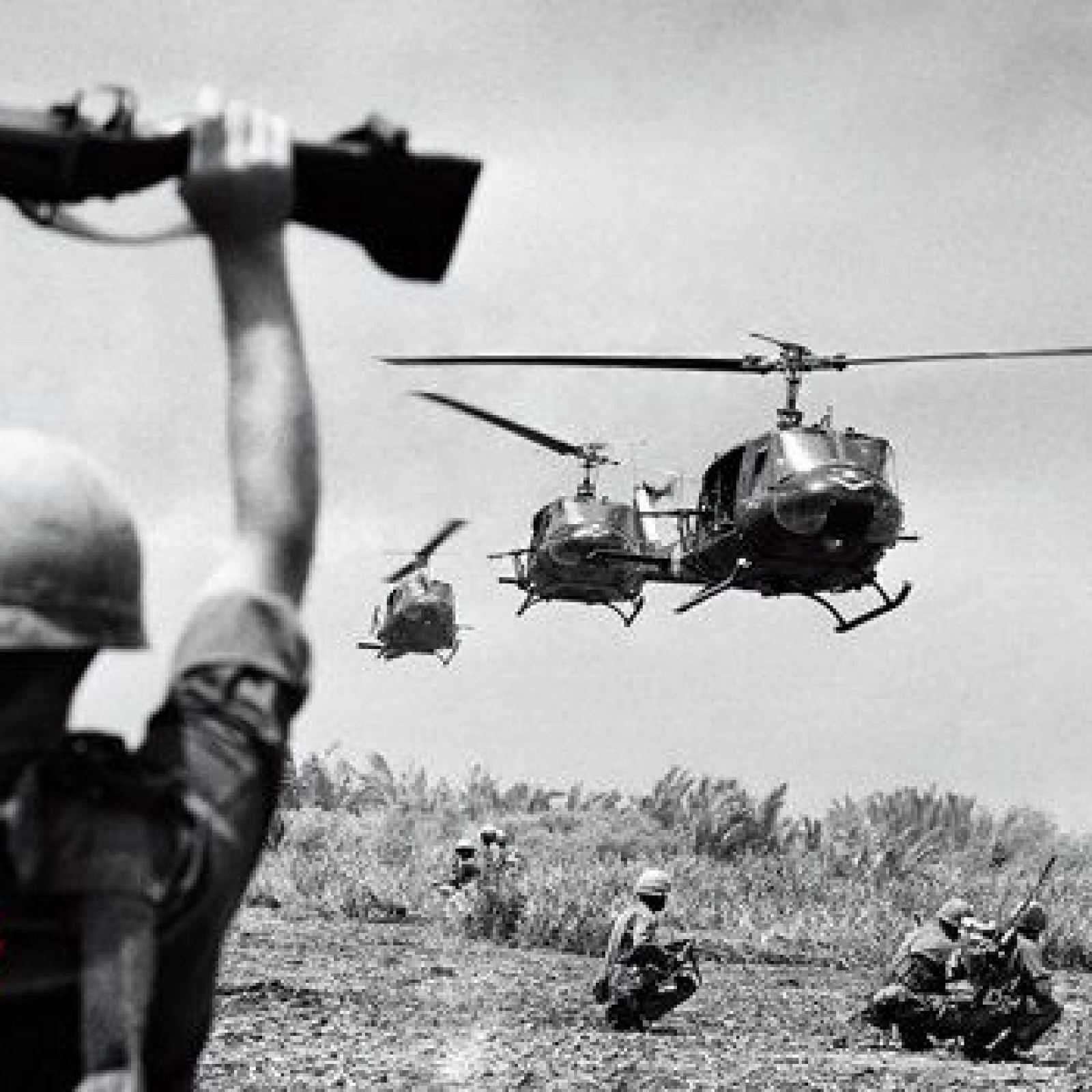 Henri Huet's Vietnam War Photos on Display