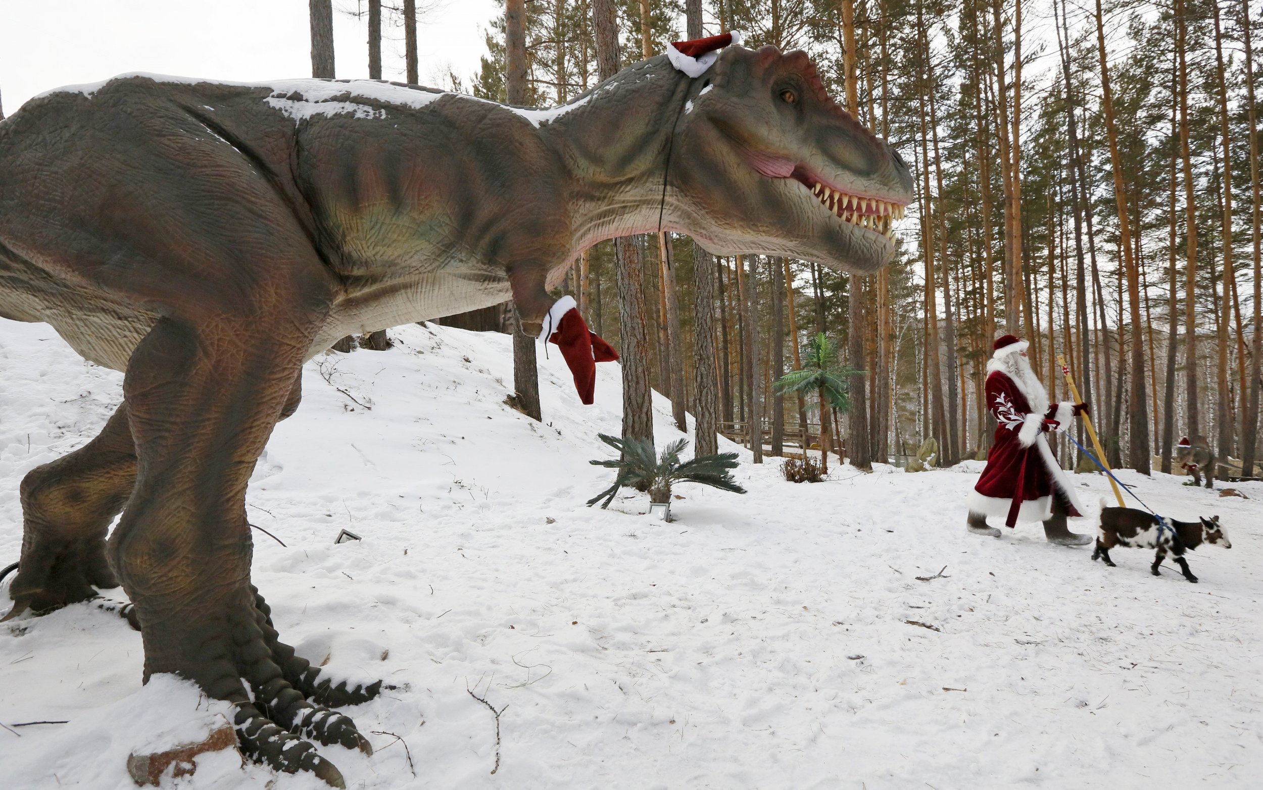 Russian Dinosaur