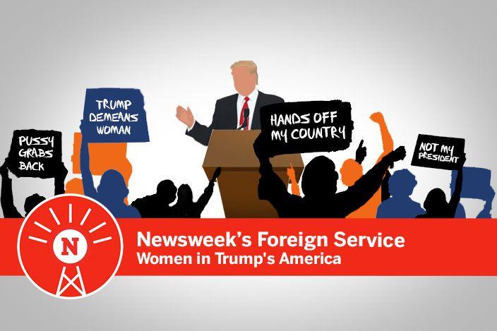 Women in Trump's America