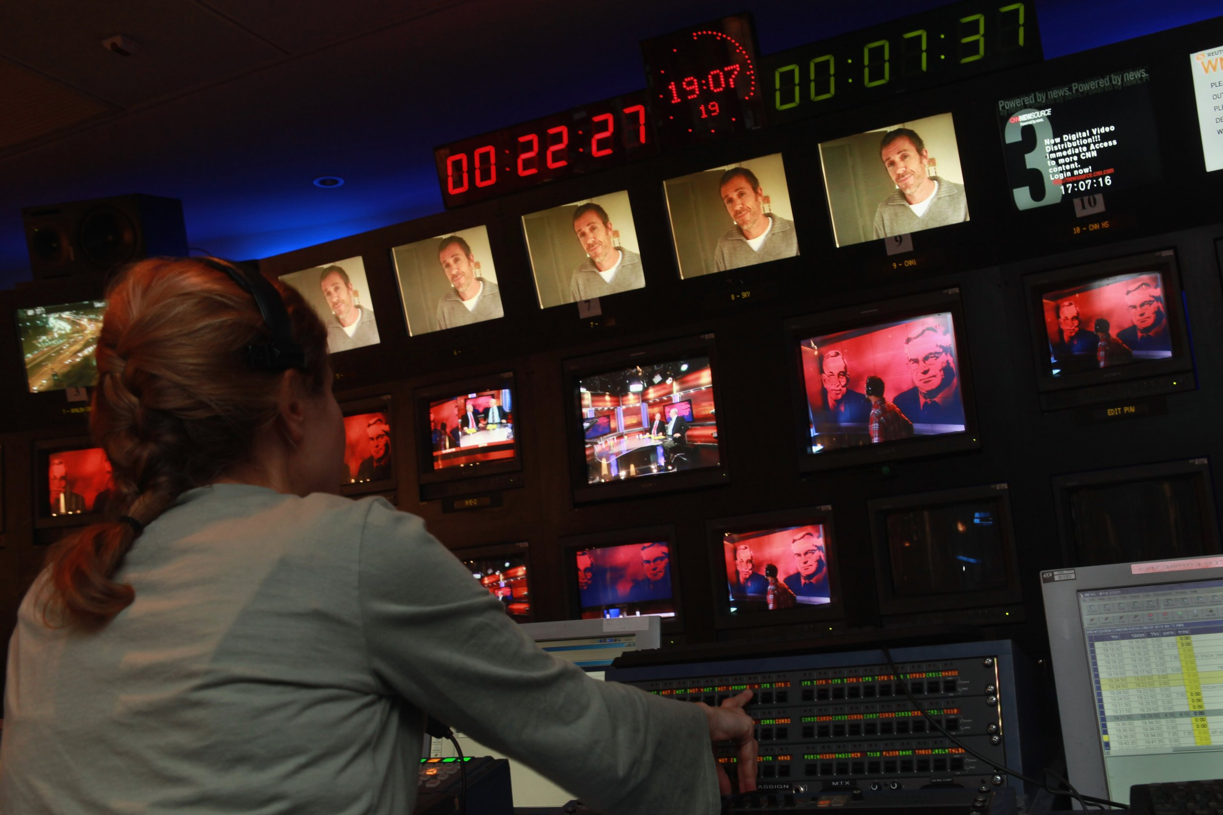 Channel 10 Television Station
