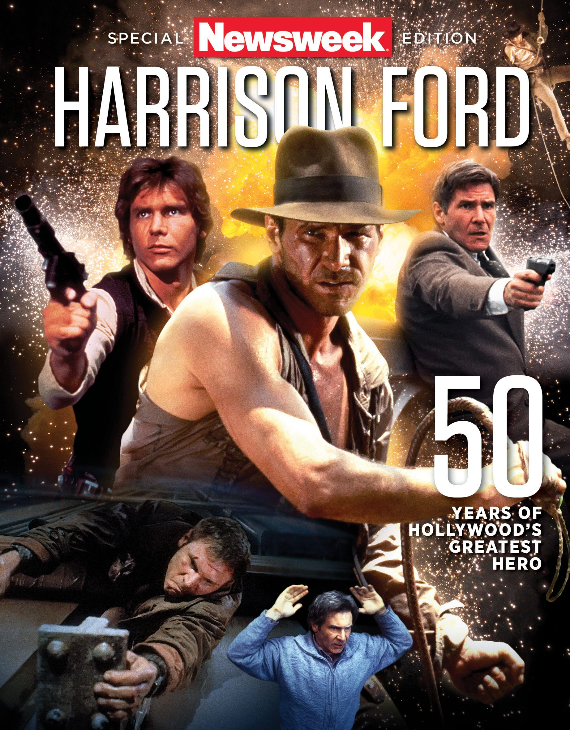 Beyond Star Wars: The Movies That Made Harrison Ford