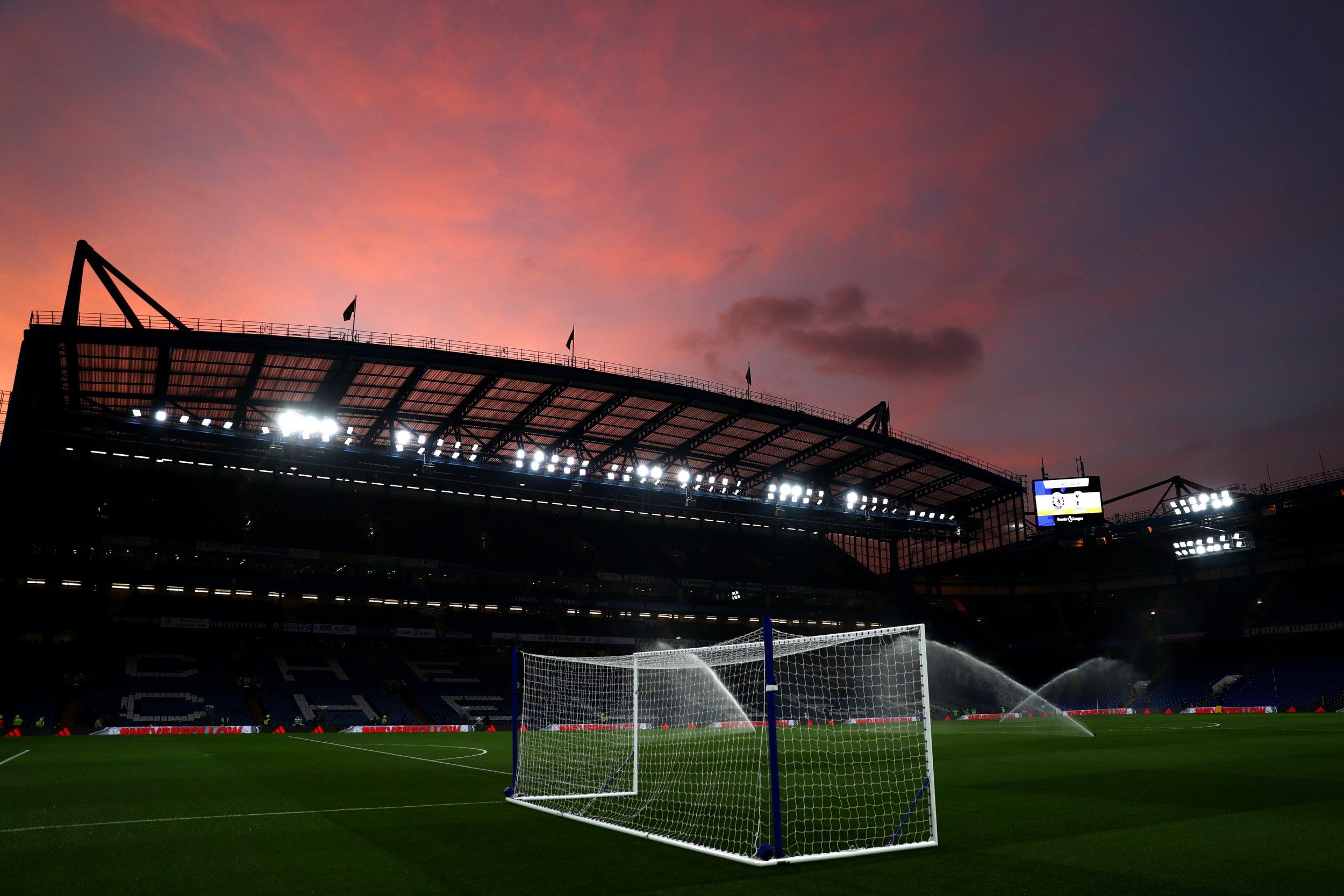 Stamford Bridge, London, November 26.