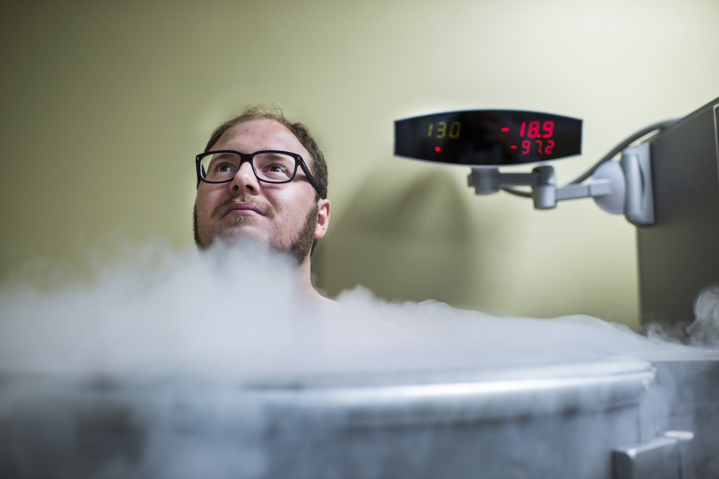 Cryotherapy Post Workout Exposure To Extreme Cold Lacks