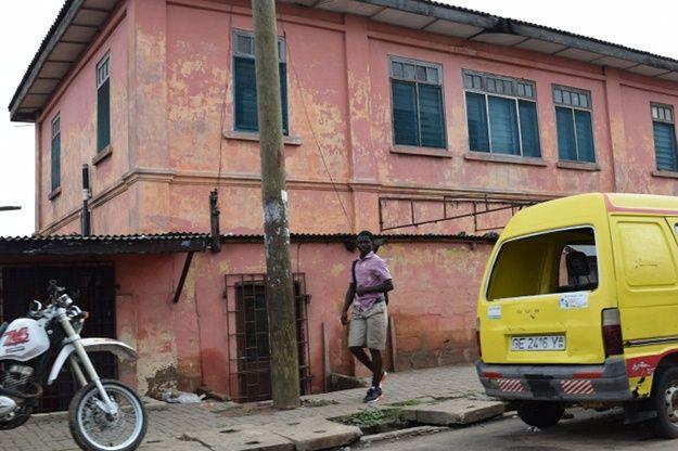 U.S. fake embassy Ghana