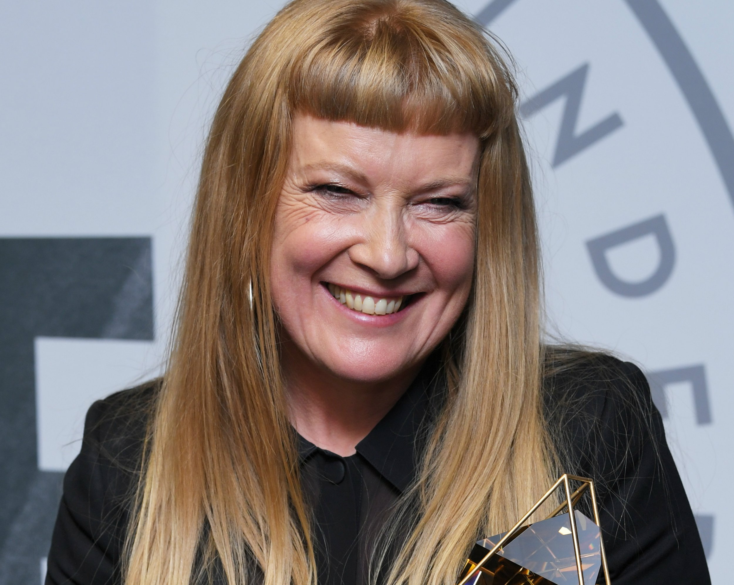 Andrea Arnold of American Honey at the BIFAs