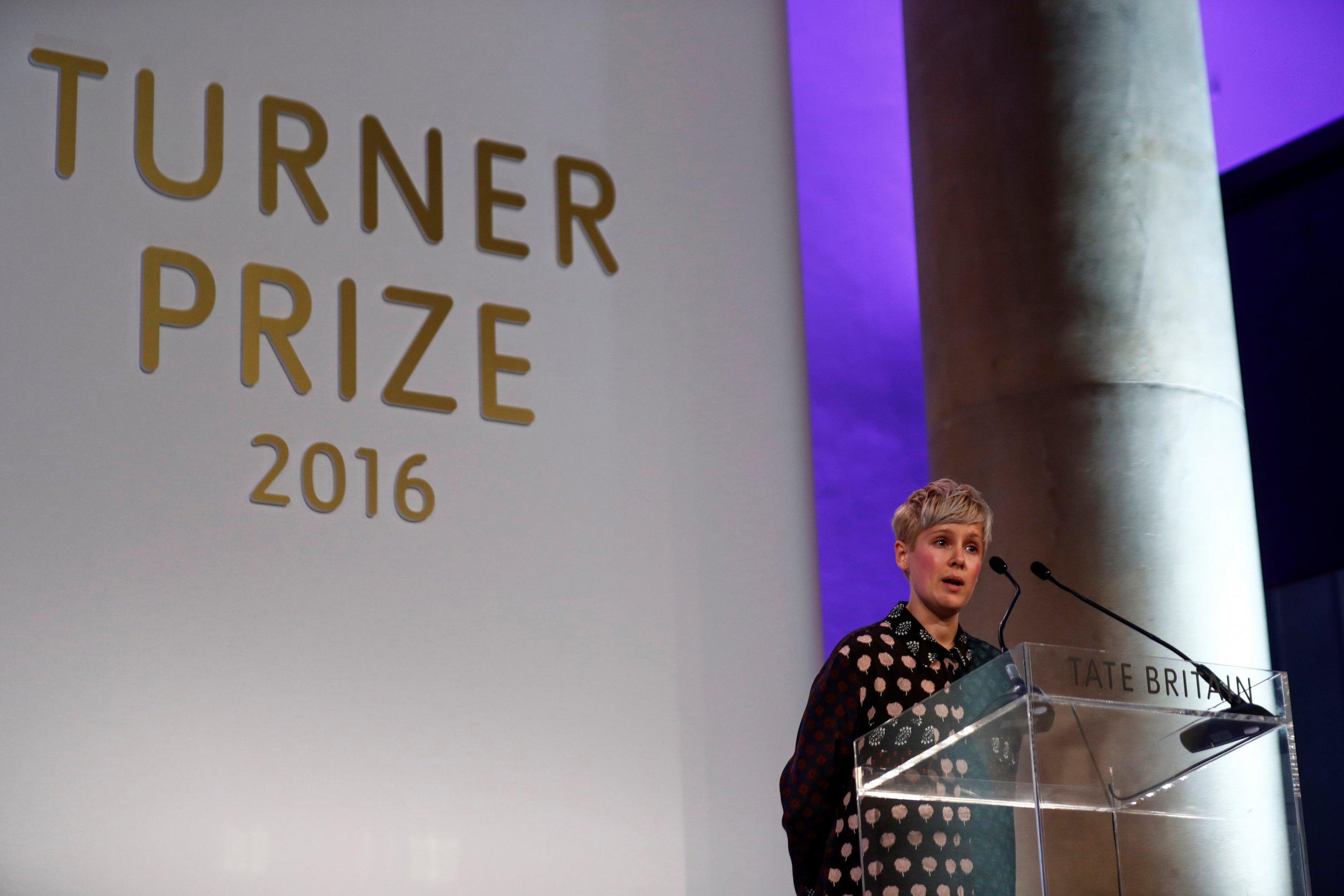 Helen Marten wins Turner Prize 2016