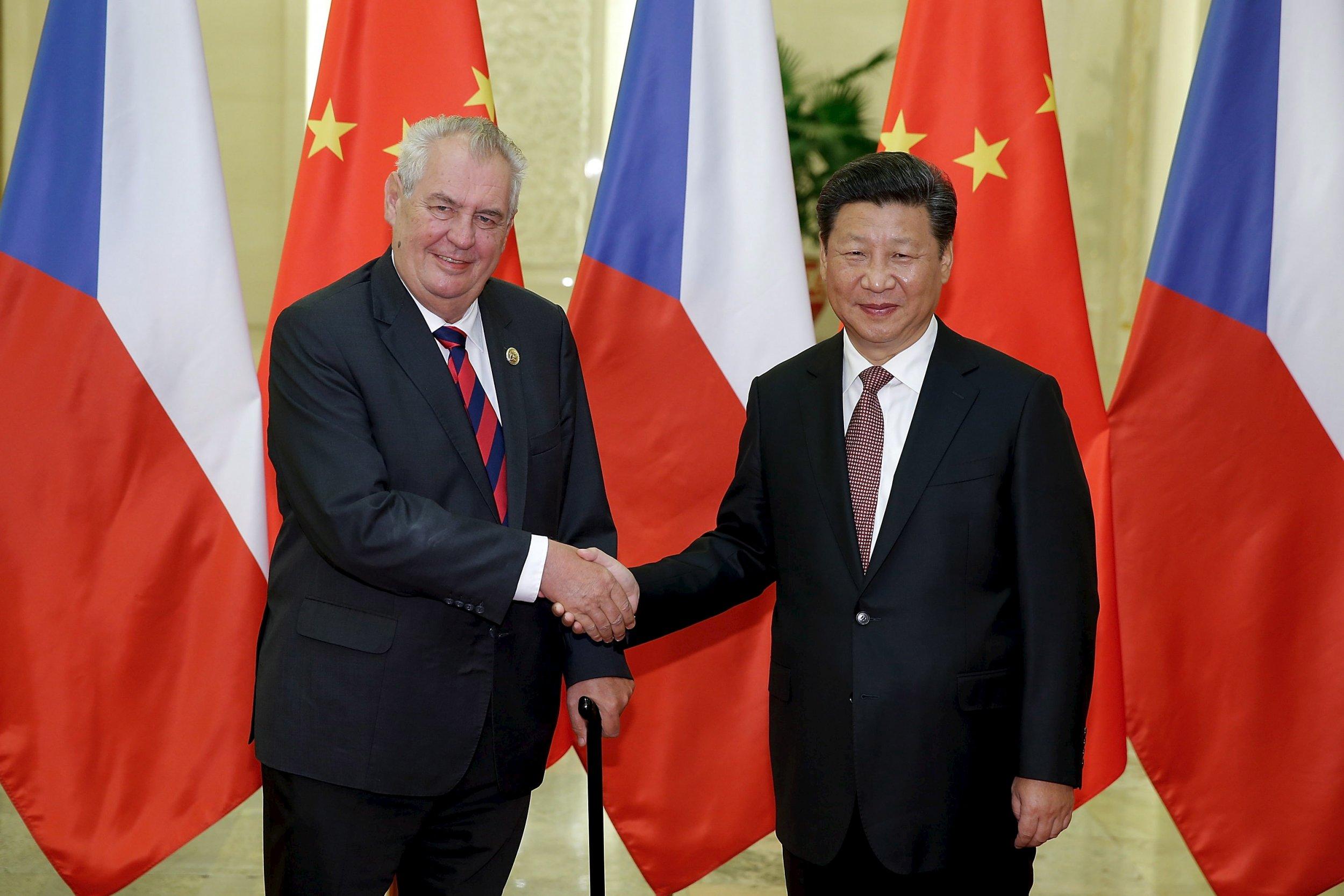 Zeman and Xi