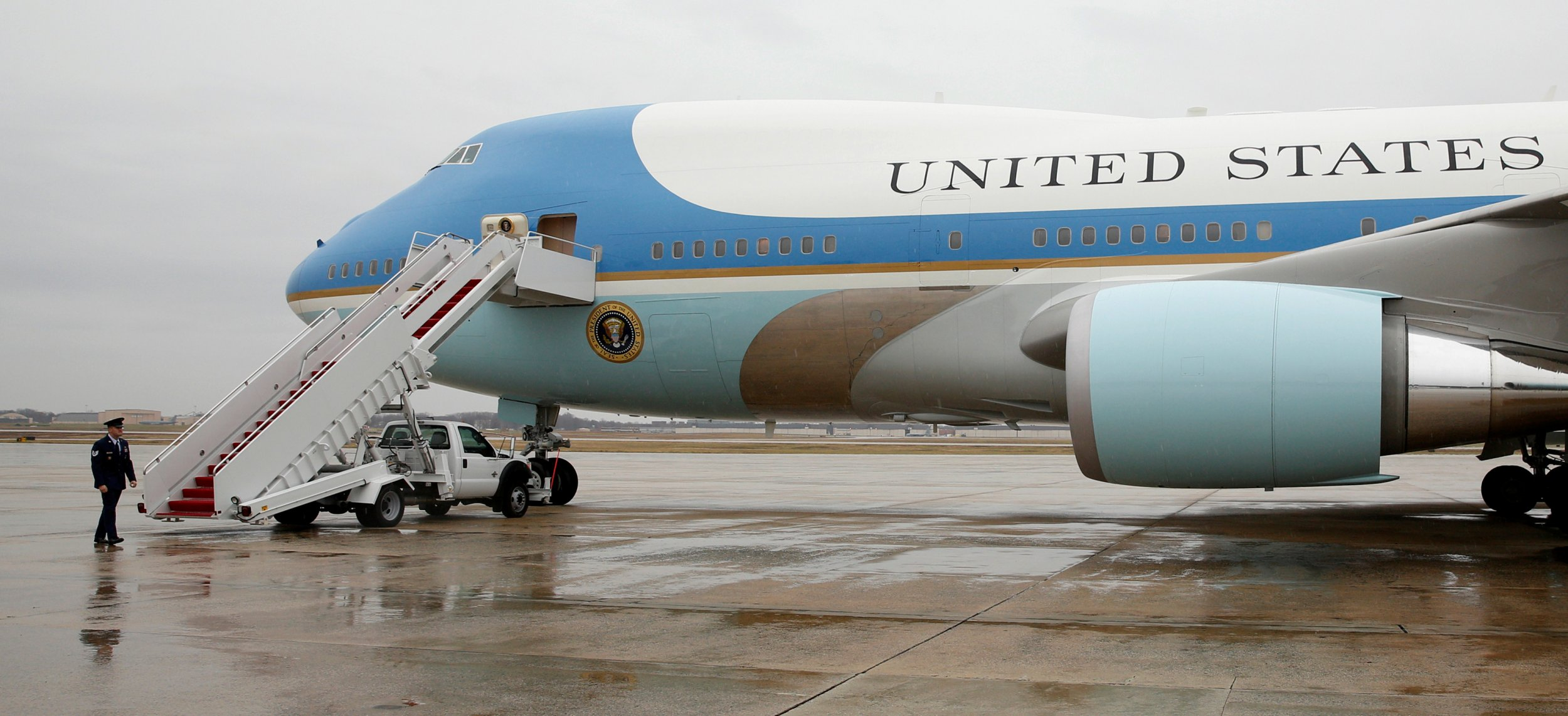 Cancel order! Trump says new Air Force One cost ridiculous | MPR News