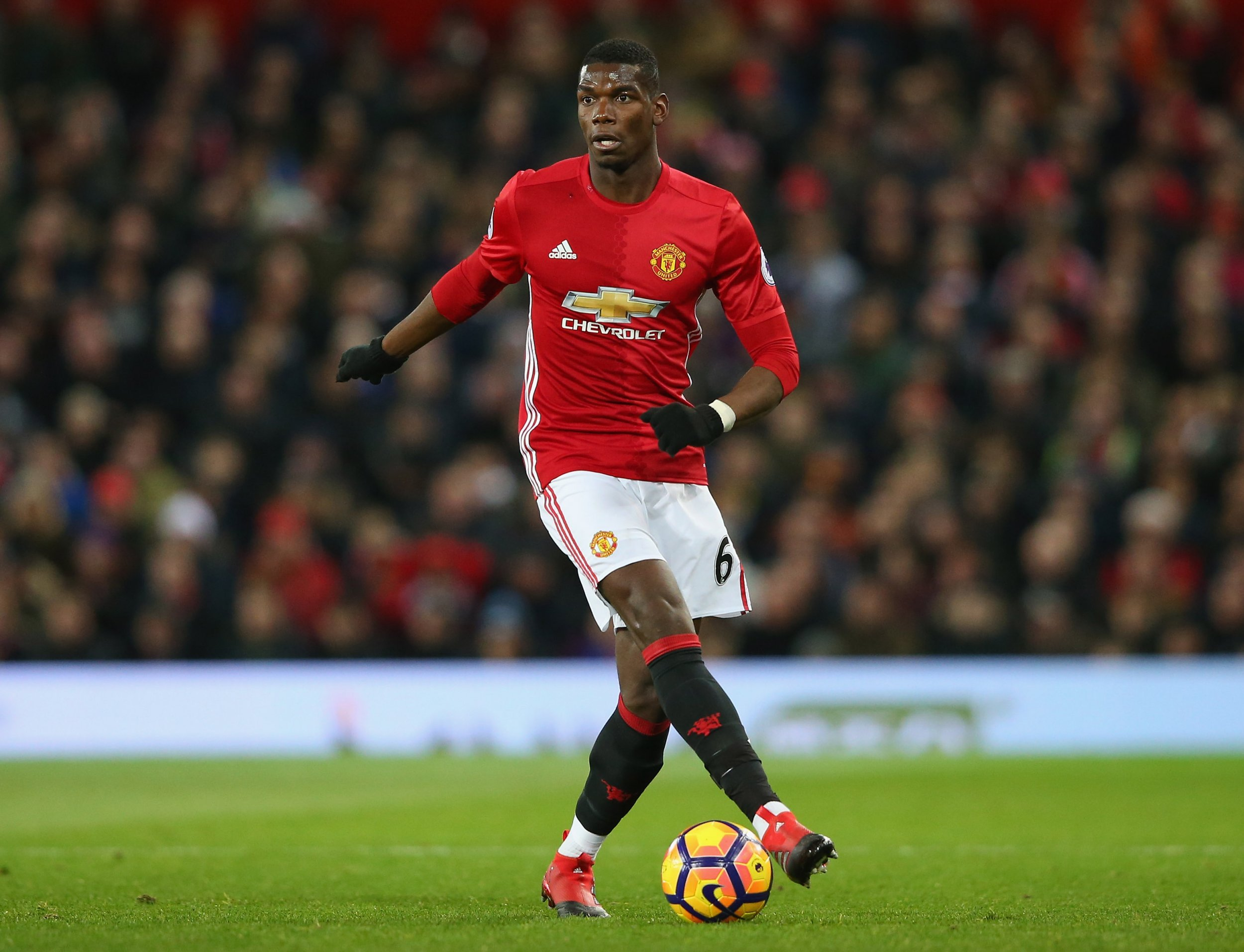 Paul Pogba Manchester United Record Signing Urged to Simplify Game
