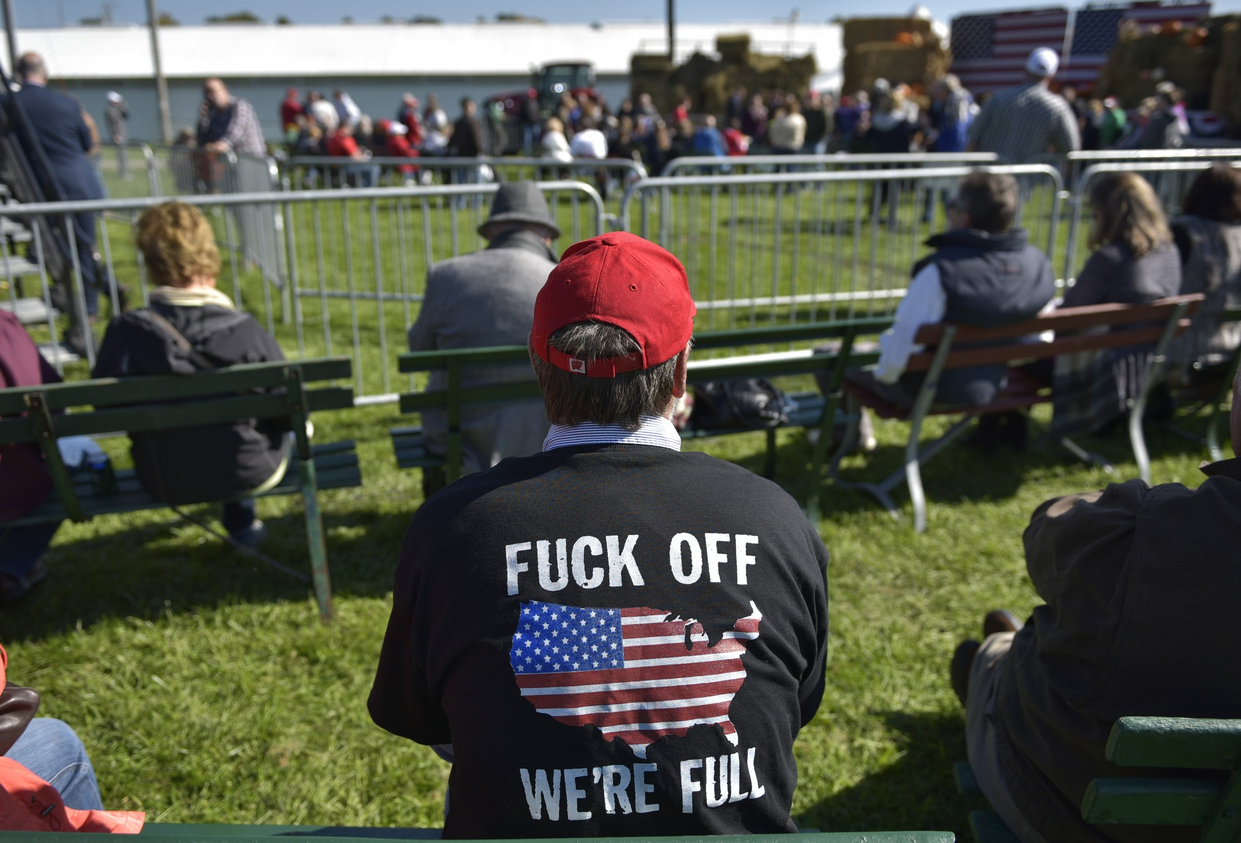 Republican supporter