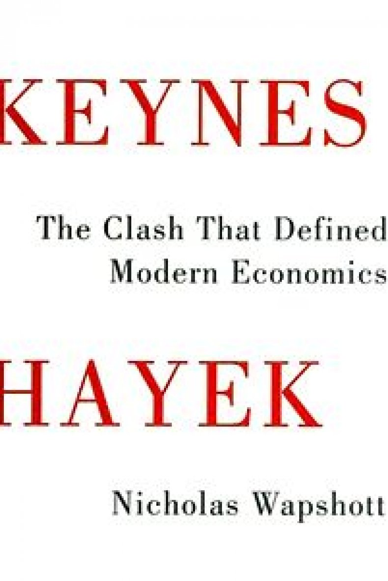 Keynes and Hayek by Nicholas Wapshott