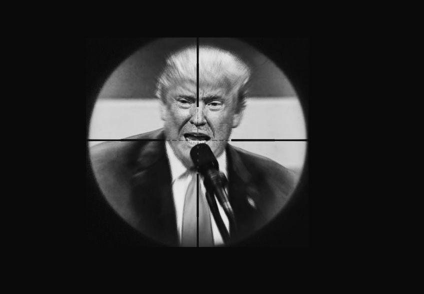 donald trump assassination dark web