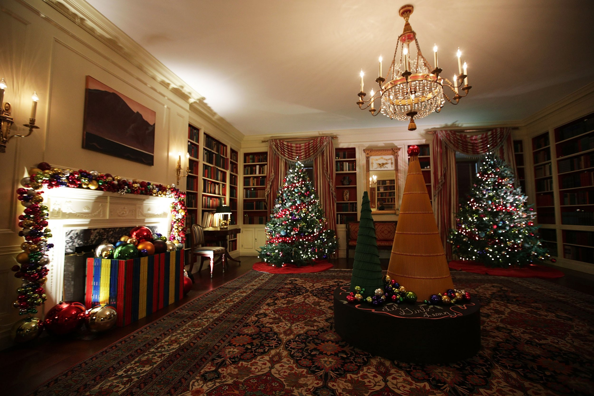 White House Christmas 2016