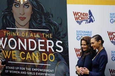 Wonder Woman U.N.