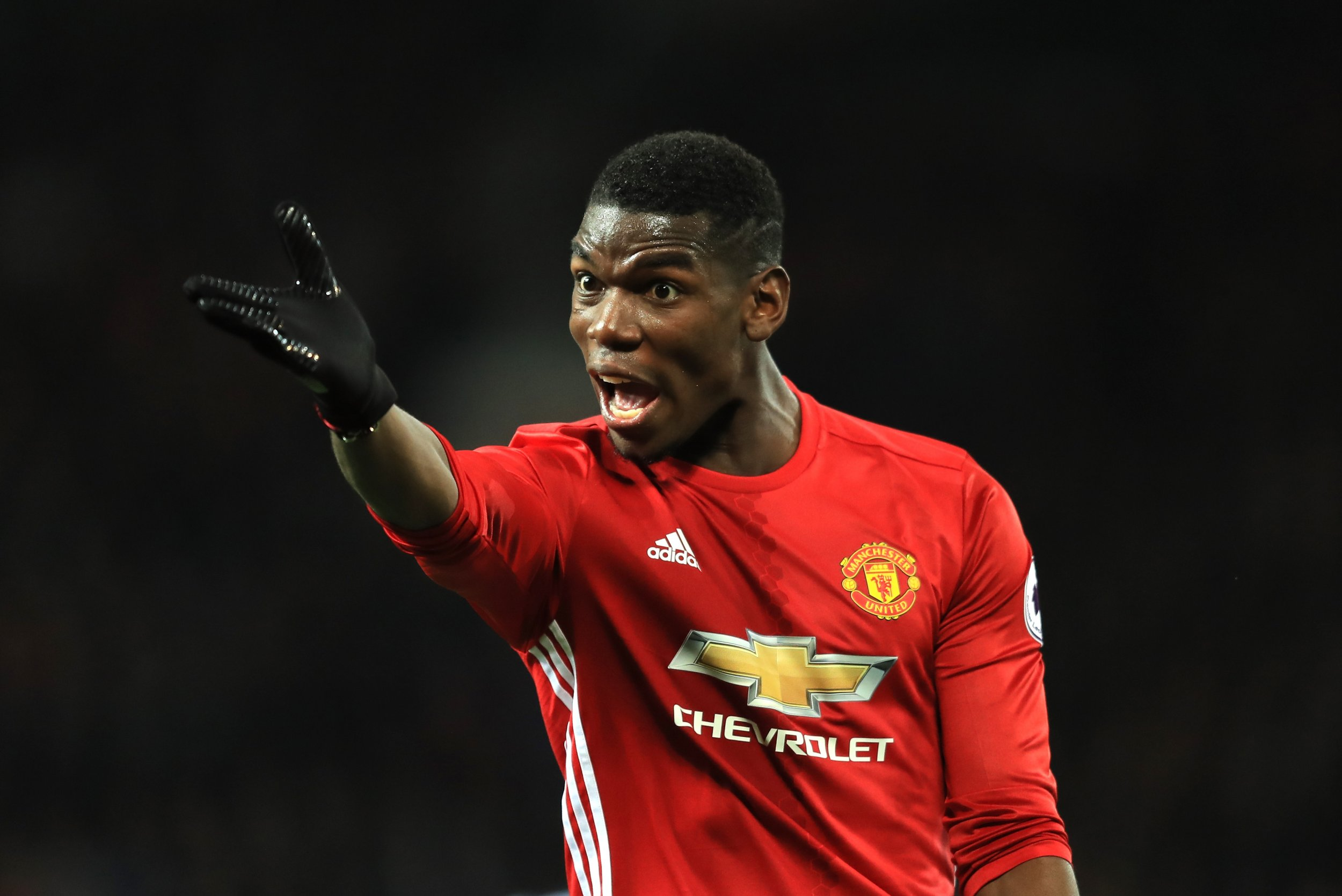 Paul Pogba How Manchester United Star Reacted to Facing His Brother