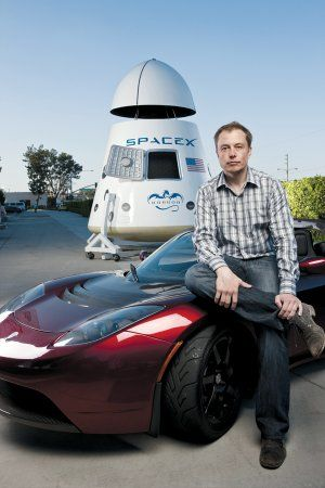 Interview Elon Musk