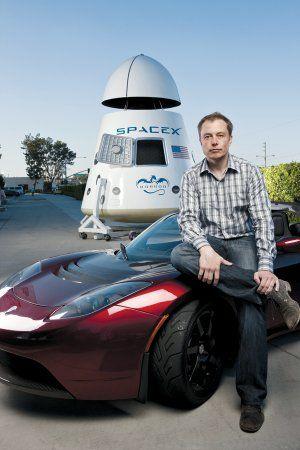 Interview Elon Musk