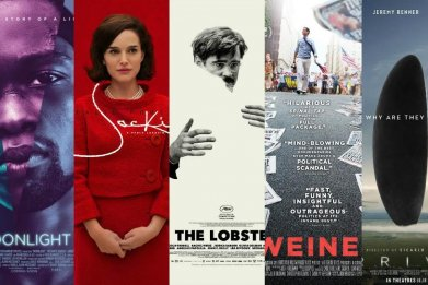 Best movies of the year