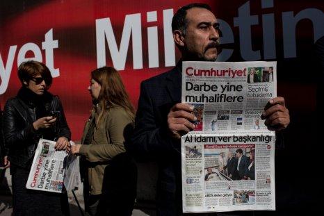 Turkey media