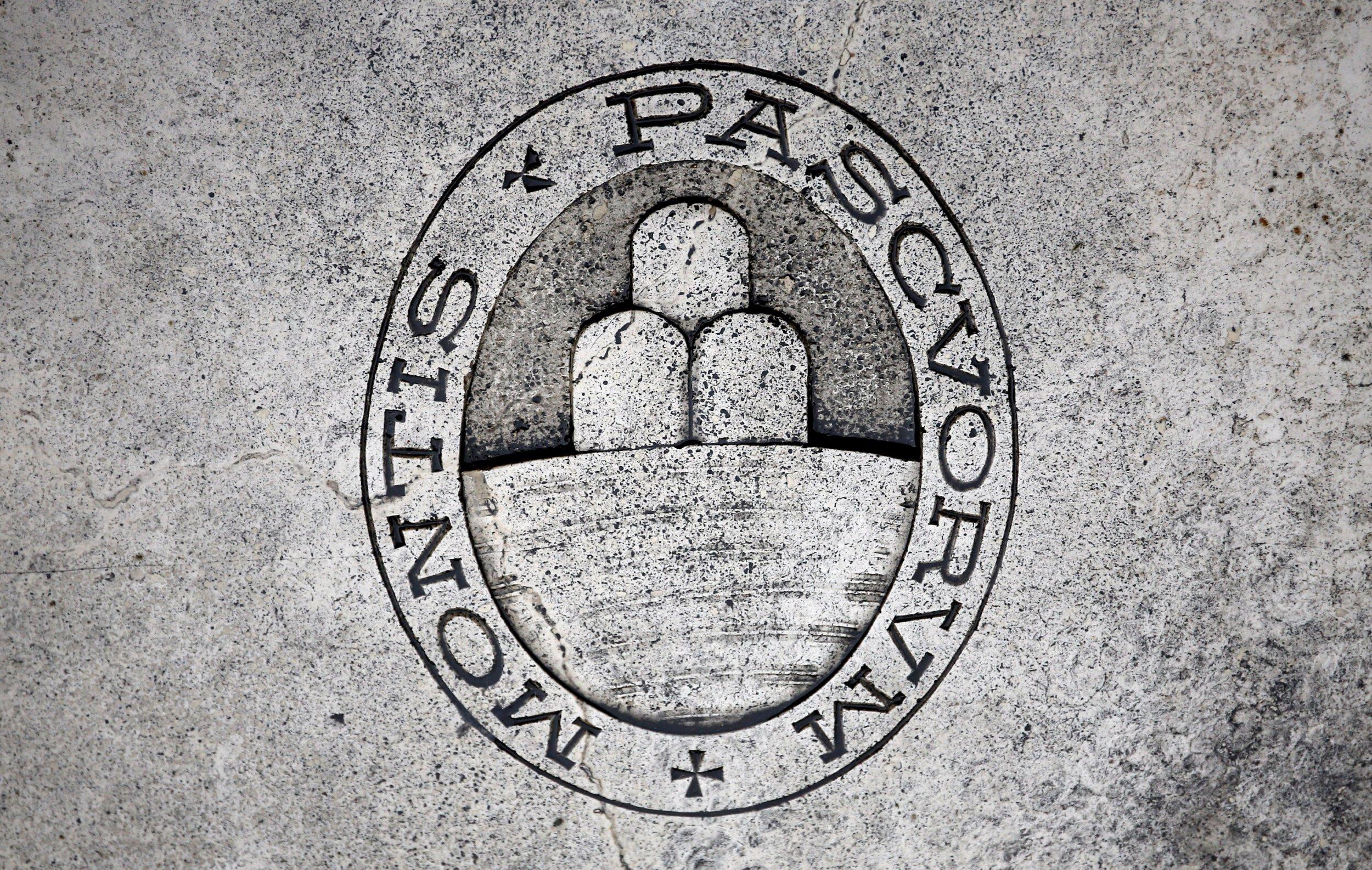 A logo of Monte dei Paschi di Siena bank