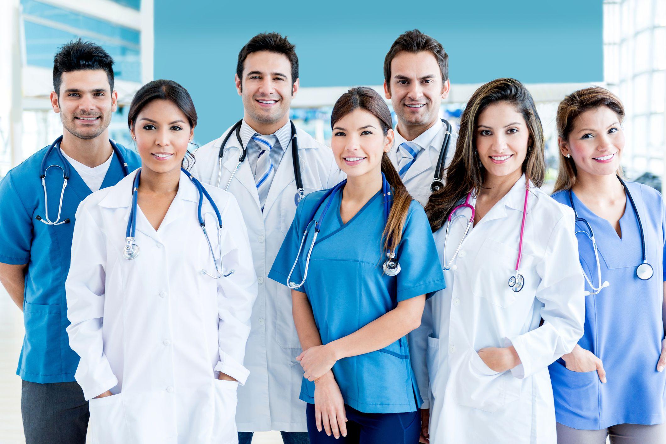 Main Image - Medical and Nursing Team 2017