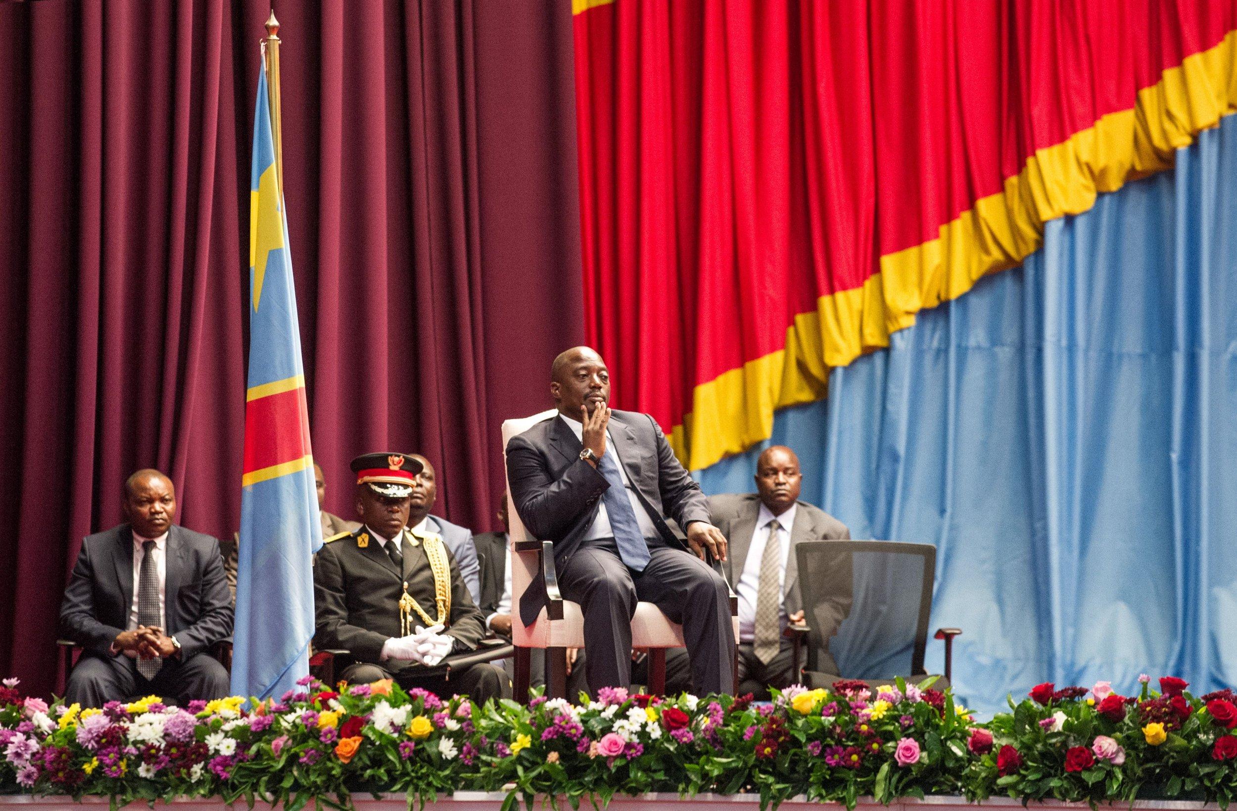 Congo Joseph Kabila