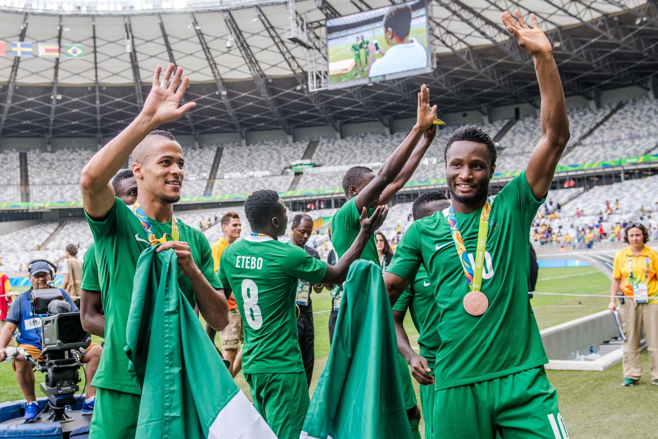 Nigeria Olympic team