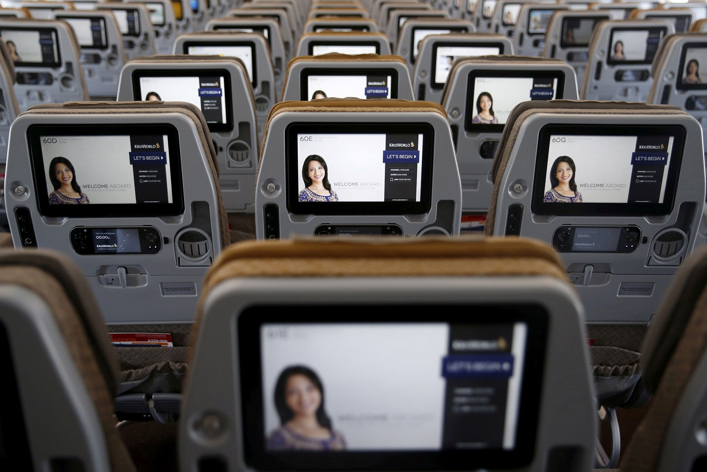 plane hack inflight entertainment system