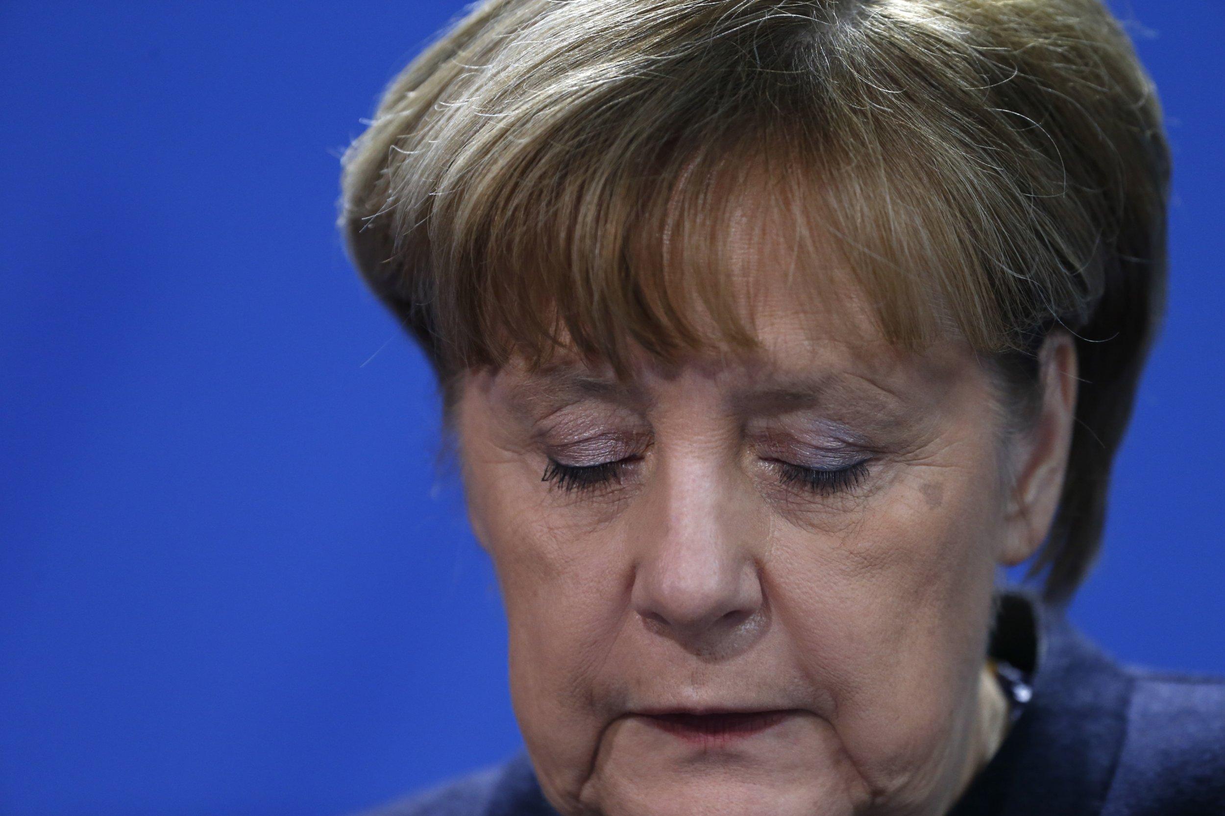 Angela Merkel To Meet Turkish President Erdogan Amid
