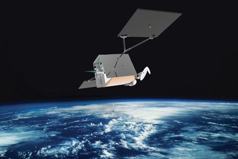 oneweb space internet satellite