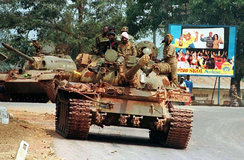Congo rebels