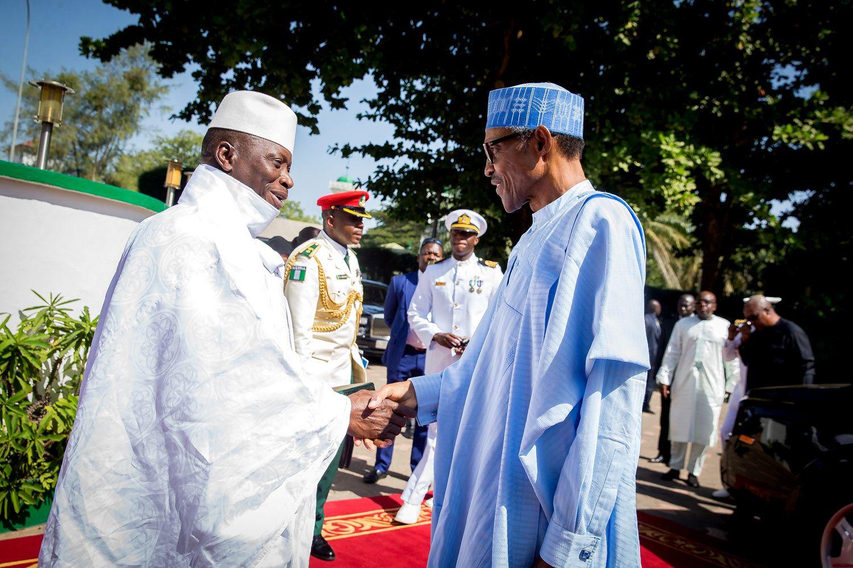 Jammeh Buhari