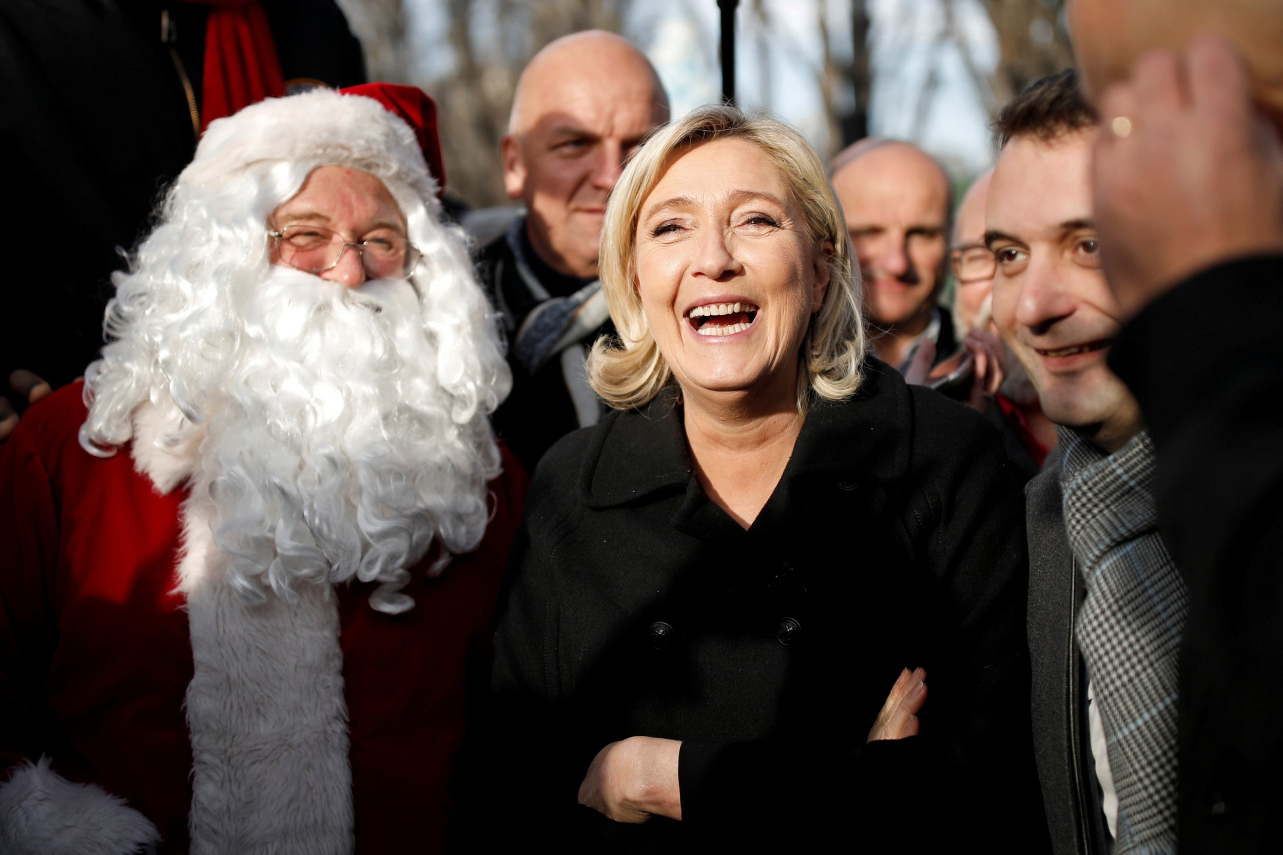 Santa Marine le Pen