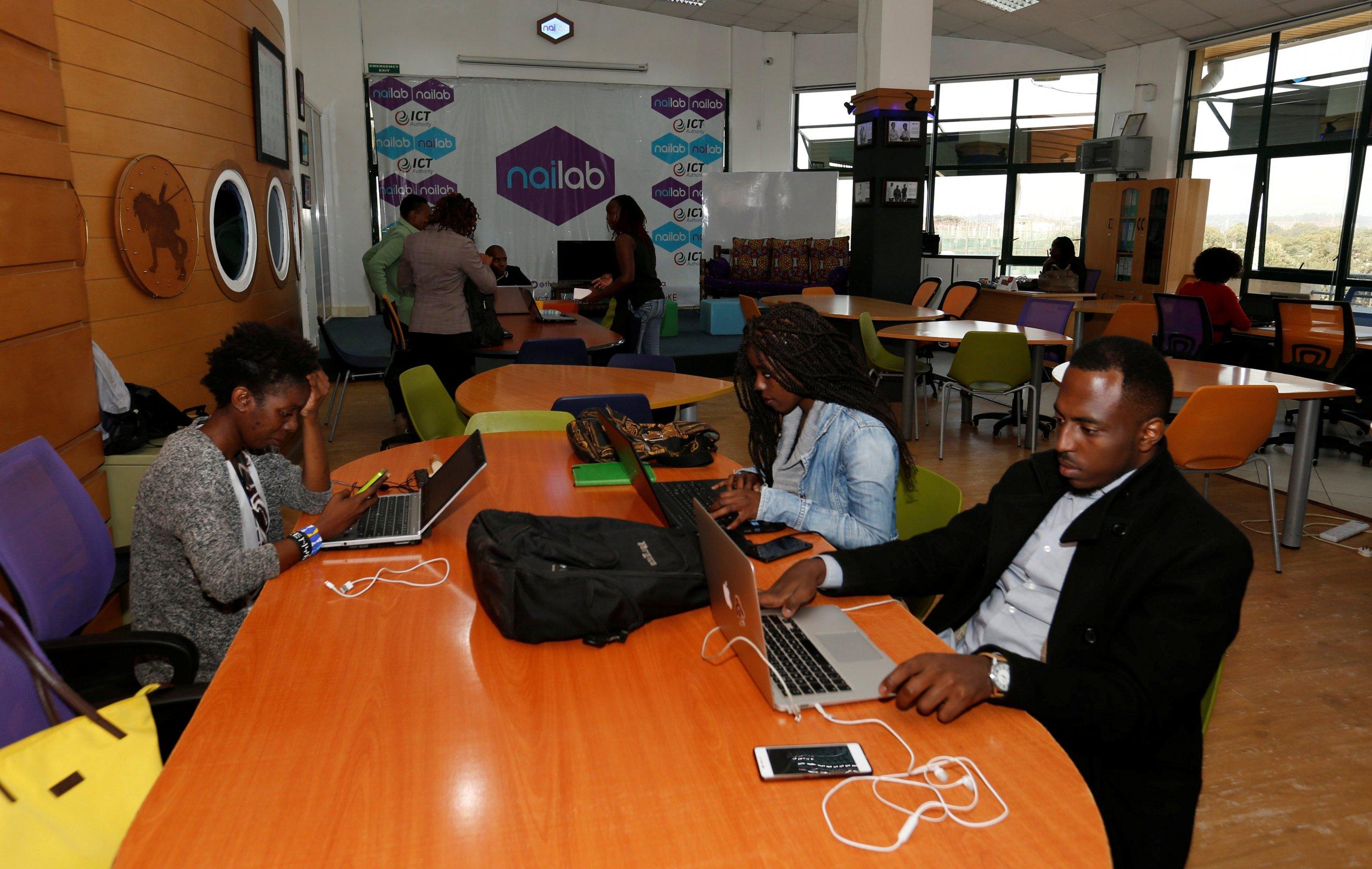 Kenya tech hub