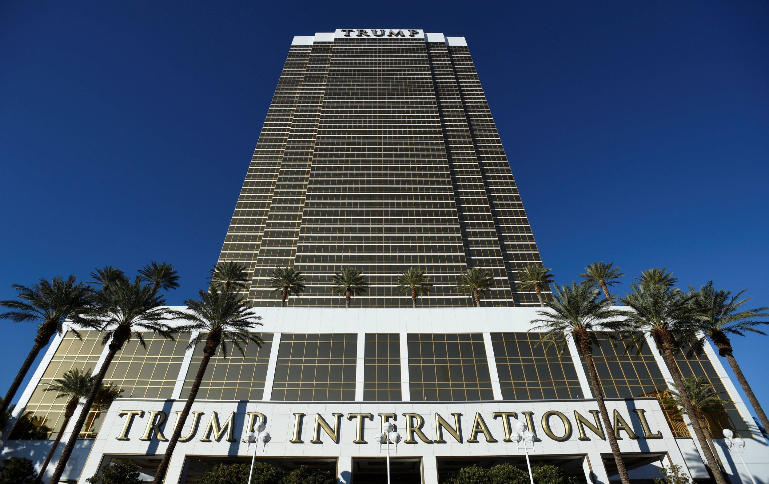 Unions, Trump Hotels Reach Deal