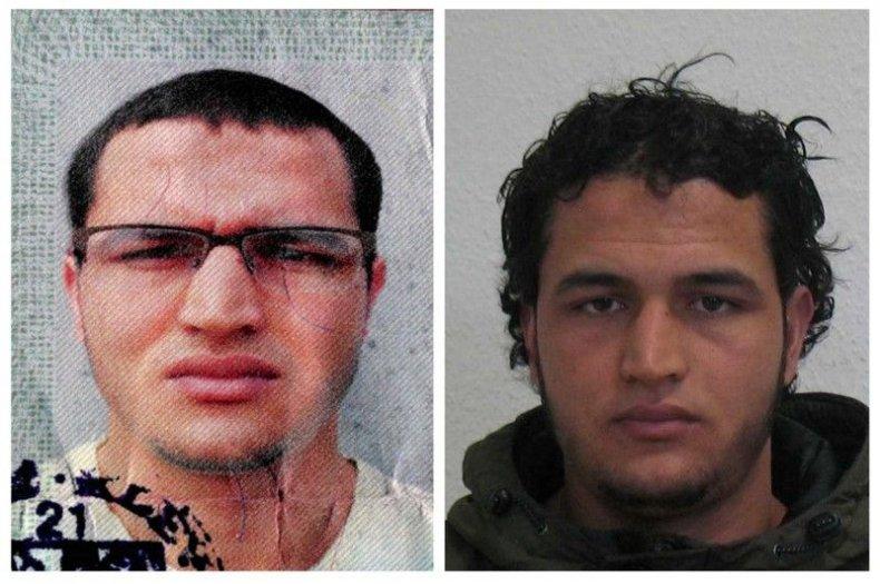 Anis Amri, a suspect in the Berlin truck attack