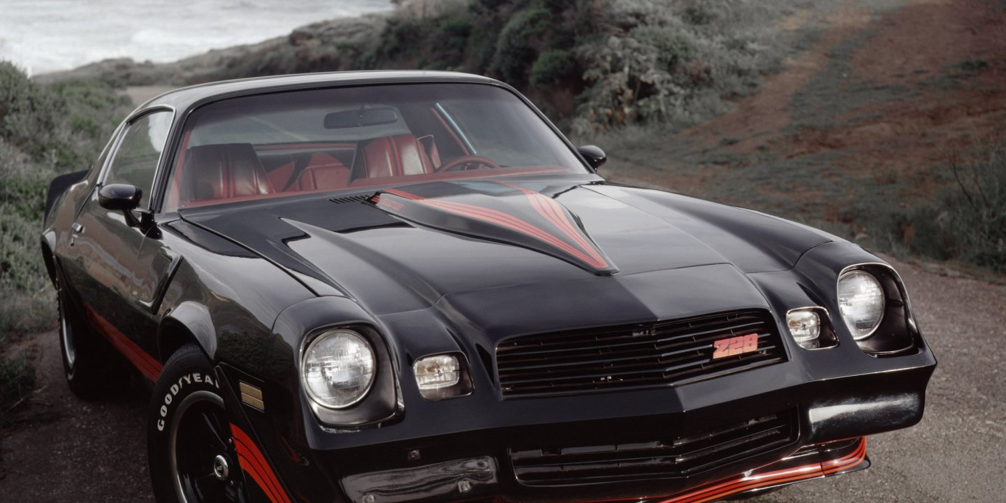 Muscle Car Nirvana: America's 50-Year Love Affair With the ...
