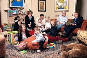 meet my real modern family